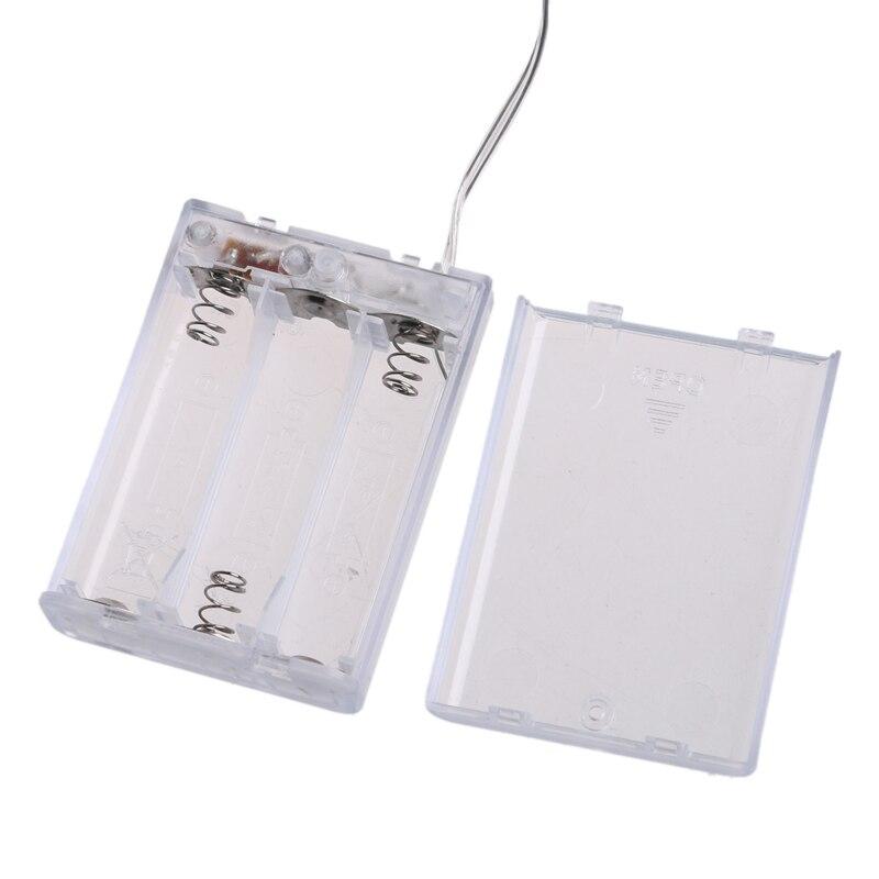 Tiras de Led yam portátil 30 cm 12 Especificações (pontos de Luz / M) : 12 Leds/30cm