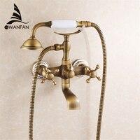 Bathroom Shower Faucet Bathtub Sink Faucet Wall Bath Shower Faucet Set Waterfall Water Mixer Bath Sink Faucet Mixer 6761AF