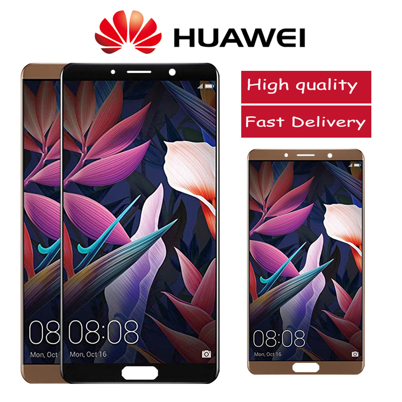 Original 5 9 IPS LCD For HUAWEI Mate 10 ALP L29 LCD Display With Touch Screen