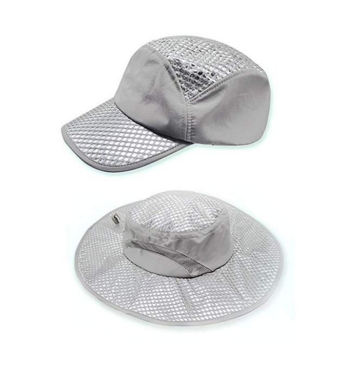 Free Shipping Keep You Cool Arctic Hat Heatstroke UV Protection Ice Cooling Cap Summer Casual Sunscreen Hydro Cooling Bucket Hat