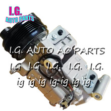 цена For MAZDA 3 L4 2.0L 2.3L Car MAZDA 5 2.3L AC Compressor H12A1AH4DX H12A1AH4FX H12A1AJ4EX BP4S61K00 For mazda 3 compressor