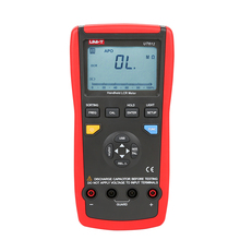 Frequency-Tester Lcr-Meter UT612 Digital-Inductance Capacitance-Resistance UNI Usb-Interface