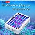 Professionelle beleuchtung 180 w fisch Aquarium lichter Freies verschiffen für marine aquarium Volle spektrum licht in die riff aquarium-in LED-Wachstumslichter aus Licht & Beleuchtung bei