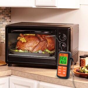 Image 3 - ThermoPro TP 06S דיגיטלי בדיקה תנור & צלייה מדחום עם טיימר עבור מנגל/גריל/בשר/מטבח מזון בישול