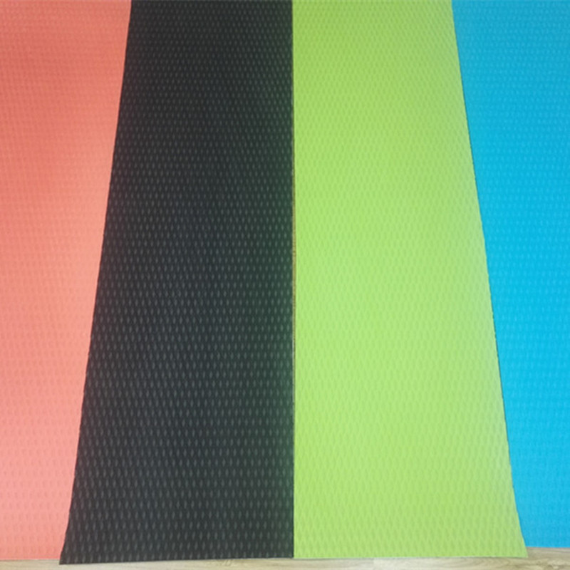 Srfda 2200*650*5mm Surfboard Deck Pad Daimond Line FR EVA Deck Grip 3M Adhesive  Sup Deck Pad In Surfing