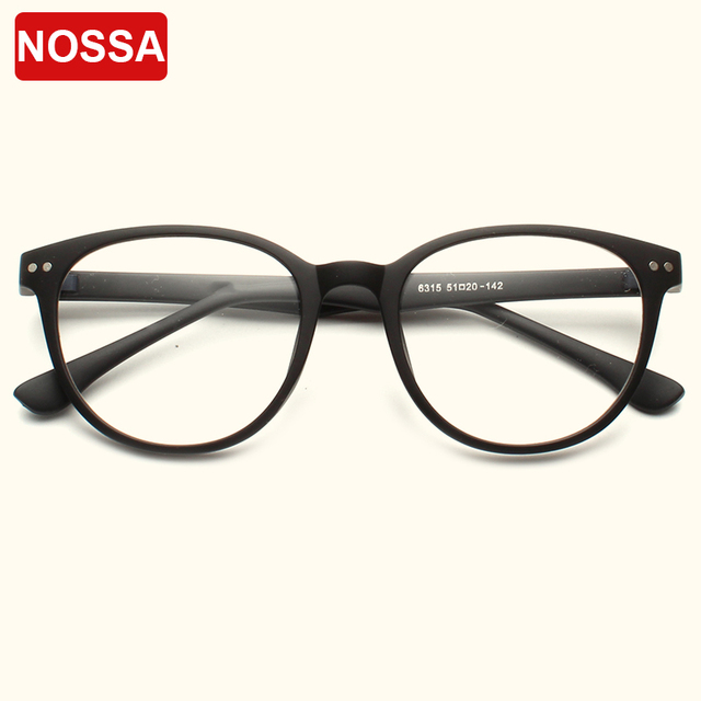 d4598c260c Women s Elegant Glasses Frames Fashion Myopia Eyeglasses Frames Men s  Simple Style Prescription Spectacles Frame Retro Glasses