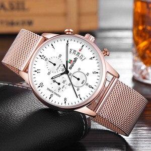 Image 2 - SWISH 2020 hommes montres de mode marque sport montres étanche militaire chronographe Quartz montre mâle Erkek Kol Saati