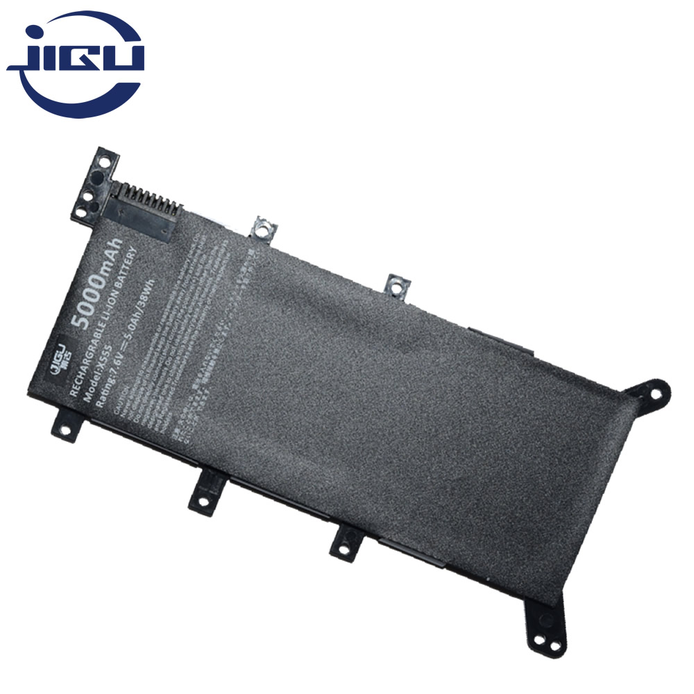 JIGU Replacement Battery 2ICP4/63/134 C21N1347For ASUS A555L F555LN K555LB K555LJ X555 X555LA X555LF X555LI X555UA X555UB X555YA