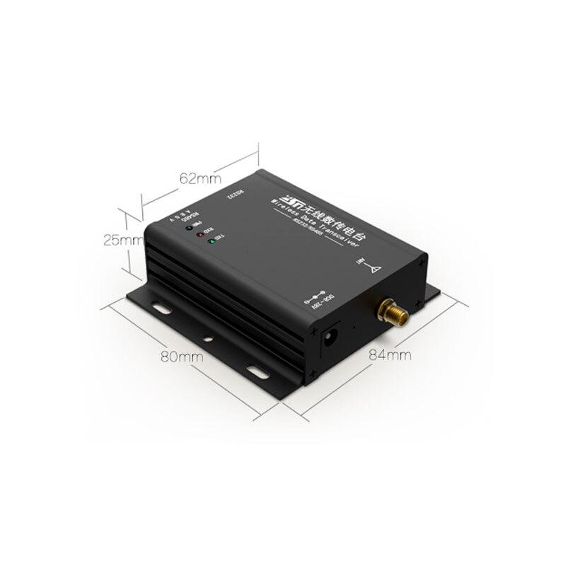 LoRa 433 МГц SX1278 RS485 RS232 интерфейс rf DTU приемопередатчик 8 км беспроводной модуль UHF 433 м промышленный блок передачи данных