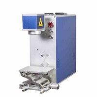Fiber Laser 3d Laser Printer For Stainless Steel Metal Plate Aluminum Silver Gold Fiber Laser Marking