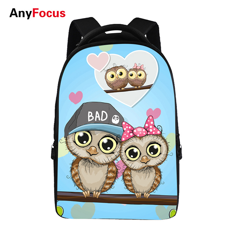 Cartoon birthday pattern For Teens Computer Bag Fashion School Bags For Primary Schoolbags Fashion Backpack Best Book Bag