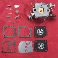 Carburetor Kit FOR Husqvarna 123 223 323 325 326 327 C L LD R P LDX