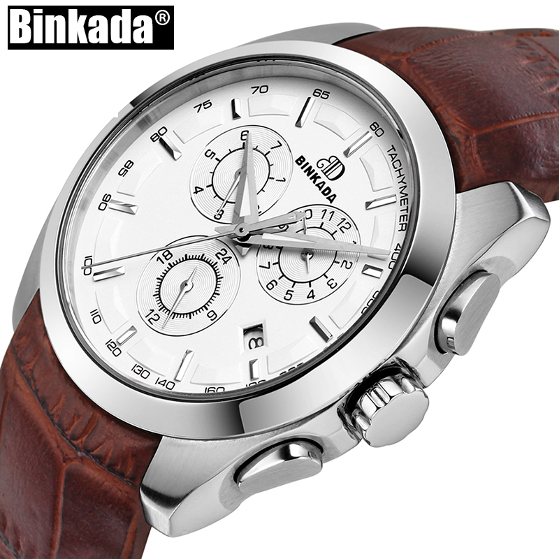 BINKADA Brand Man High Quality Luxury Sport Mens Watch Function Automatic Steel Mechanical Men Big Size Military Army Watches mens mechanical watch military army watches steel big size automatic watch luxury sport mens watch