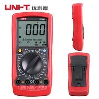 UNI T UT58B デジタルマルチメータ電流計オーム電圧計静電容量温度テスター 容量メーター ツール -