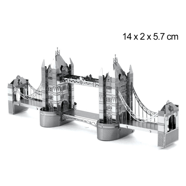 3D Metal Model Puzzle Building Kits