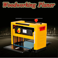13 Inch Woodworking Planer Multi function 2000W 220V High accuracy Table Woodworking Thicknesser Wood Sander 12155