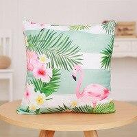 creative plush pillow toy European style large 45x45cm square bolster soft throw pillow sofa cushion toy birthday gift s2830