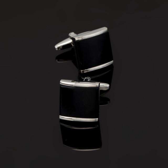 XK170 High quality mens shirts Cufflinks black box Cufflinks