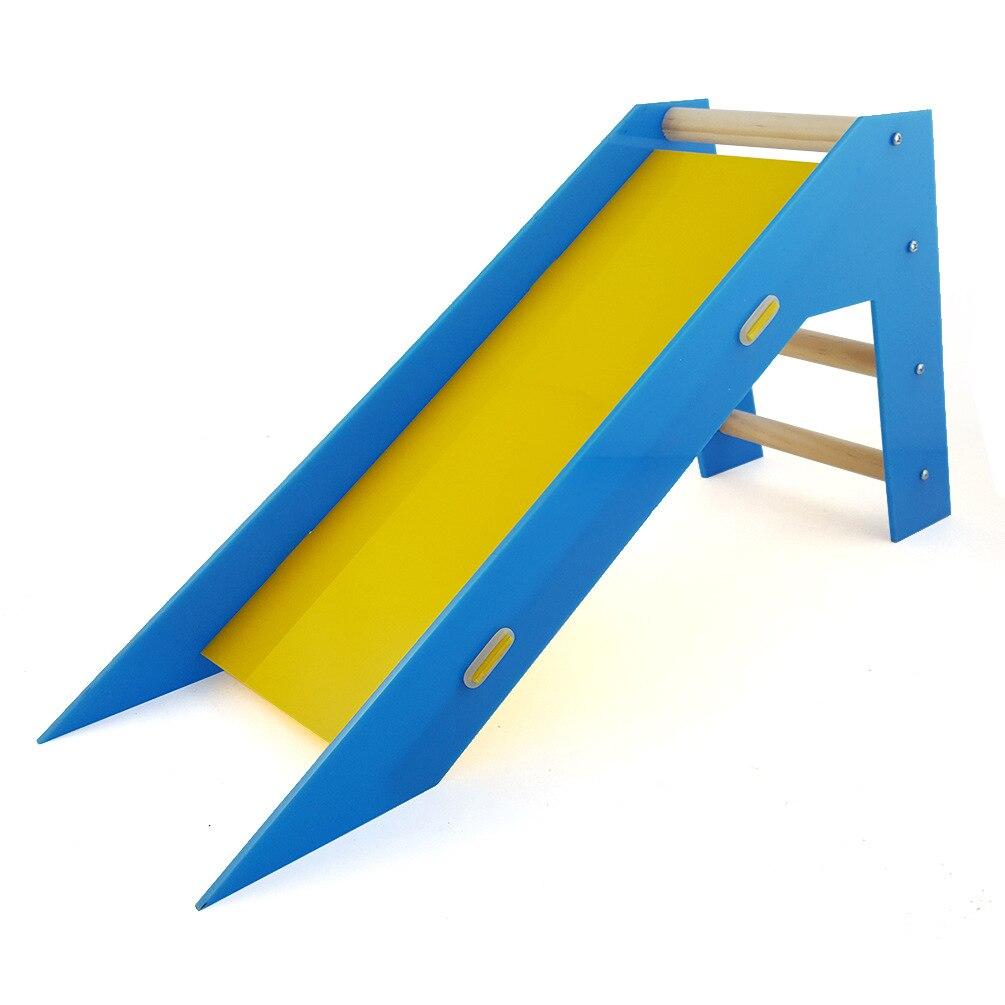 Perroquet Oiseaux de Compagnie Puzzle Jouet Compétences Formation Perroquet Slide Slide Slide Slide Slide Gros