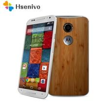 """Оригинальный Лидер продаж оригинальный Motorola Moto X 2nd Gen XT1097 мобильный телефон 5.2 """"Сенсорный экран 2 ГБ Оперативная память 16 ГБ Встроенная память 3 г и 4 г GPS WI-FI телефон"""