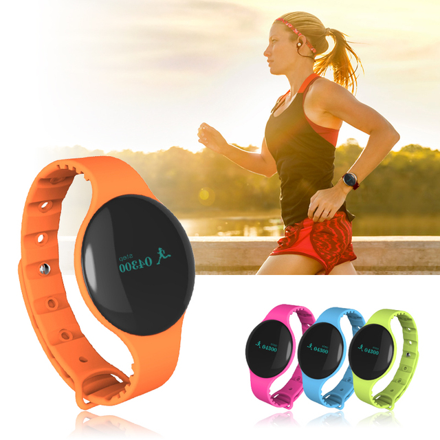 Bluetooth Smart Watch IOS Android Men Women Sport Intelligent Pedometer Fitness