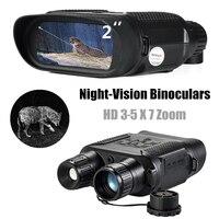 7x31 инфракрасный бинокль ночного видения ясно видеть до 400 м цифровой прицел 640x480 HD фото камера видео регистраторы телескоп
