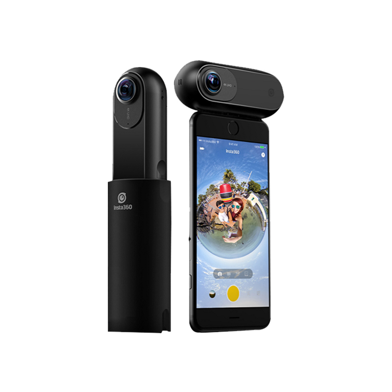 Insta360 ONE 4K 360 VR Video Action kamera insta 360 Sport - Kamera och foto