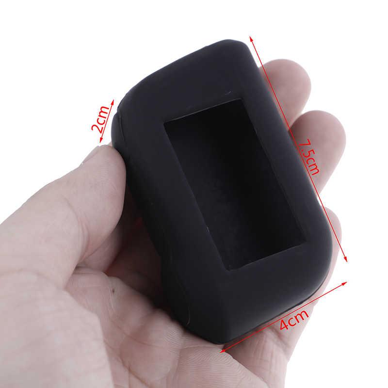 A93 Keychain סיליקון כיסוי מפתח מקרה עבור כוכב-קו A93 שתי בדרך מרחוק בקר LCD משדר