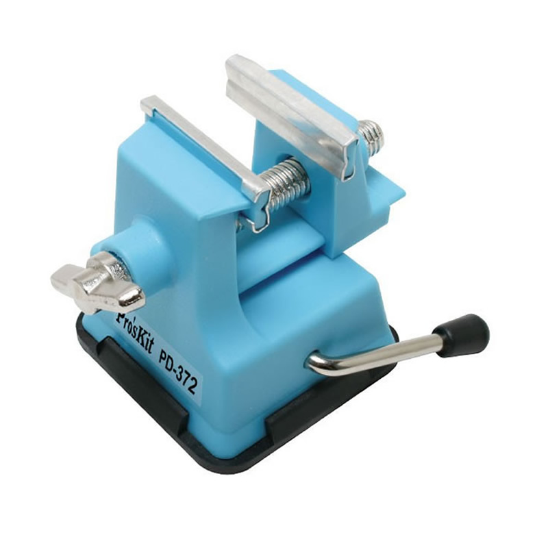 Working table Vice Bench!Proskit PD-372 Mini Vise Bench for DIY Jewelry Craft mould Fixed Repair Tool