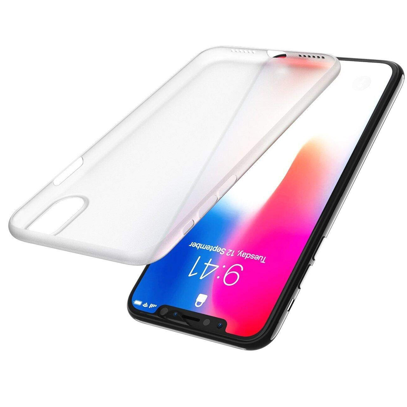 Suntaiho case for iphone X 8 case Soft TPU Ultra matte Thin light cover frosted Shockproof bumper cover on for iphone 7 6 Plus