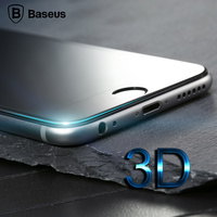 Baseus 3D Tempered Glass Film For IPhone 6 6S 6Plus 0 23MM Anti Blue Screen Protector