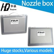 Nozzle box used for NXT Fuji chip mounter nozzles storage case SMT spare parts H01 H02 H04 H08 H12 H24 smt nozzle p305 for ipulse m10 m20 mounter