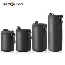 4 шт. чехол для объектива камеры водонепроницаемый толстый защитный мягкий неопреновый Маленький Средний Большой X Большой чехол для камеры DSLR