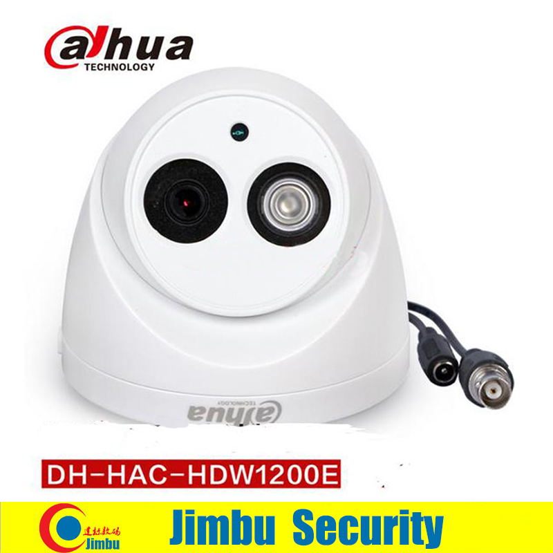 ФОТО Original DAHUA HDCVI 2MP DOME Camera DH-HAC-HDW1200E  1/2.7