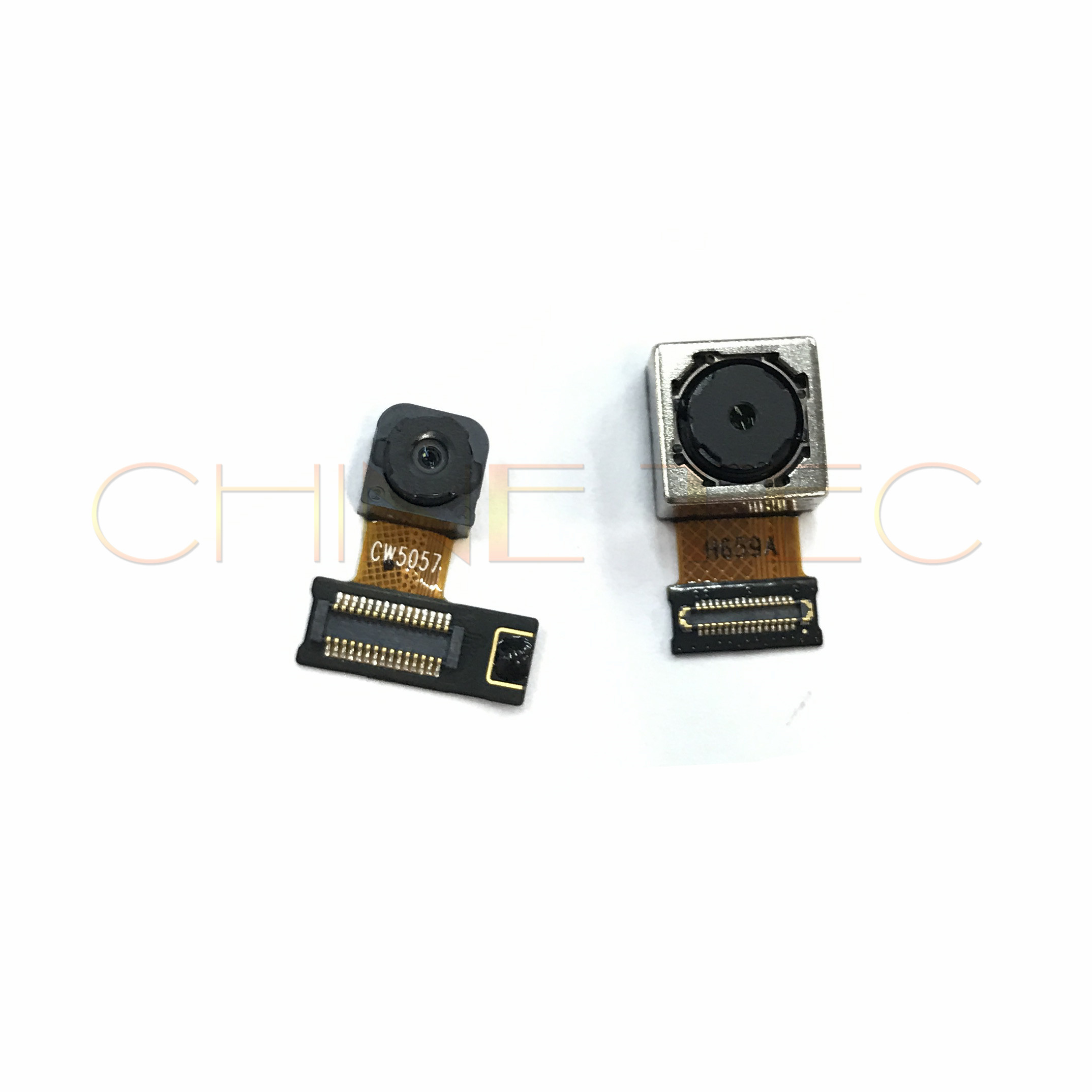 Front Small Facing  Camera/back Camera Rear Camera For LQ Q6 Q6+ M700