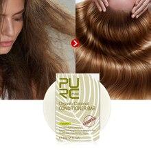 11,11 очищающий органический кокосовый Кондиционер для волос, ручной работы, твердый кондиционер для волос, мыло, глубоко увлажняющее для сухих волос/уход для поврежденных волос