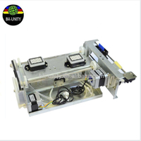double head ink pump assembly for dx5 printhead eco solvent printing machine spare parts on selling
