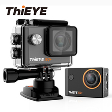 ThiEYE i60+ 4K 30fps Full HD WiFi Remote Control Action Camera 60M Waterproof Sports video Camera 170 Degree Wide-angle cam цены