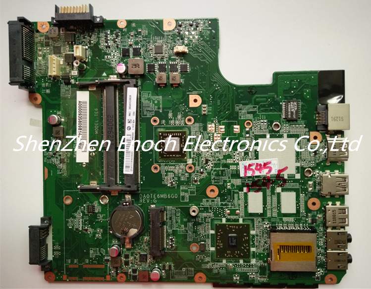 For Toshiba Satellite L700D L745D L740D  Motherboard  Integrated  A000093580 DA0TE6MB6G0