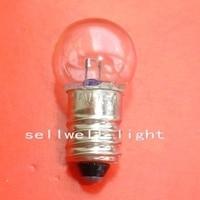 Miniature lamp 6v 0.5a E10 G14 A558 GOOD 10pcs sellwell lighting lights & lighting light e10light 6v -