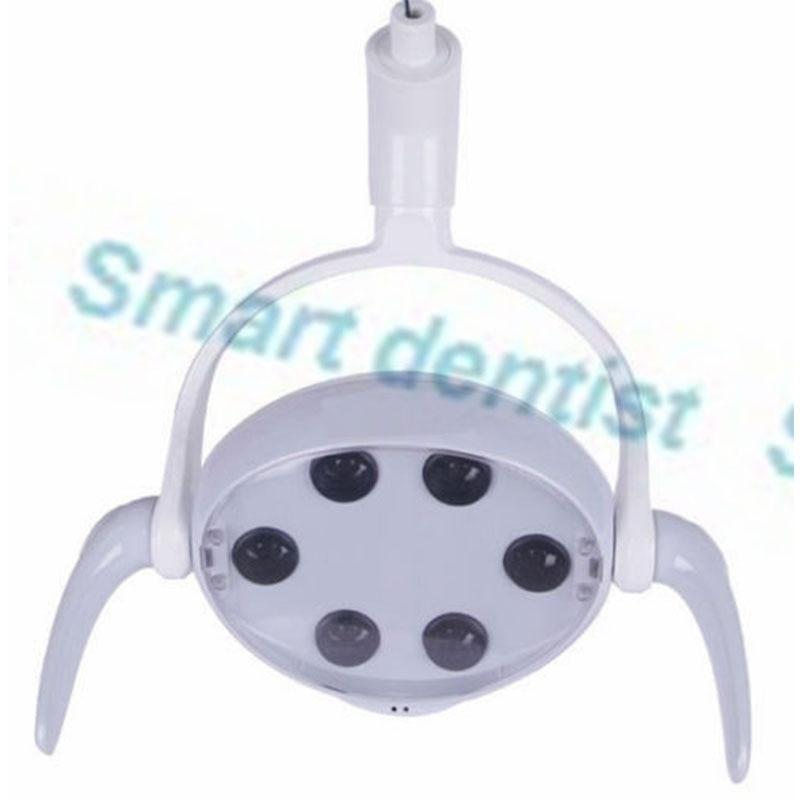2016 CE 1 Set Dental Supplies LED Oral Light Lamp for Dental Unit Chair 18W 2016 ce dental 1 set teeth whitening oral led light lamp dental unit chair