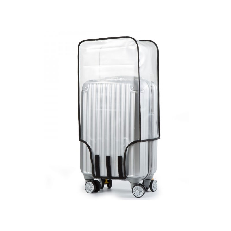 Popular Dust-proof Luggage Cover Transparent PVC Waterproof Travel Suitcase Protective Sleeve For 20''-30''