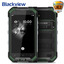 Original Blackview BV6000S Mobile Phone Android 6.0 MTK6737 Quad Core 4G FDD LTE 2GB +16GB 13.0MP IP68 Waterproof Smartphone
