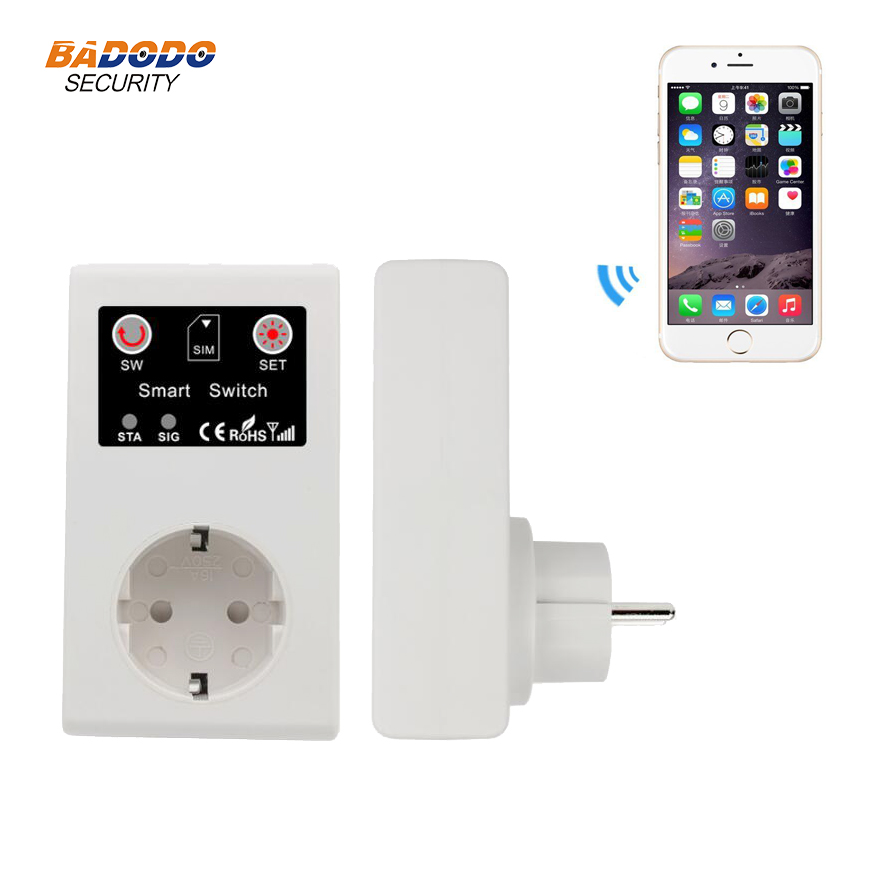 Security & Protection Uk Plug Gsm Socket Sc1-gsm Wireless Remote Controller For Home Electrical Appliances Support 5 Group Master Number Sale Price