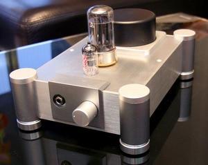 Image 5 - KYYSLB Marantz 7 อลูมิเนียม amplifier แชสซีหลอด preAmplifier เครื่องขยายเสียงกรณีกล่อง