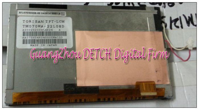 все цены на  Industrial display LCD screen7-inch   TM070WA-22L08D LCD screen  онлайн