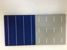 60Pcs 4.5W 18.4% Efficiency Polycrystalline Silicon Solar Cell 156MMx156MM For Sale