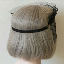 1PCS Hot Sales Black Sexy Lady Lace Eye Mask For Masquerade Halloween Party Fancy Dress Costume