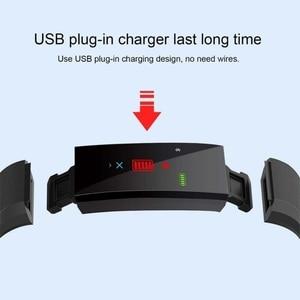 Image 5 - Pasometre akıllı bilezik ID115Plus Spor Bluetooth 4.0 Bileklik Izle Aktivite Spor Izci Akıllı Bant PK Mi Band 2 3