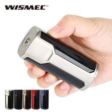 Original 80W WISMEC SINUOUS P80 TC MOD Max 80W Box Mod 510 Thread E cigarette Mod
